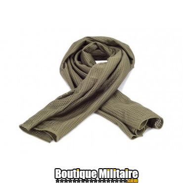 Écharpe militaire • 80x110cm Unie Vert Armée