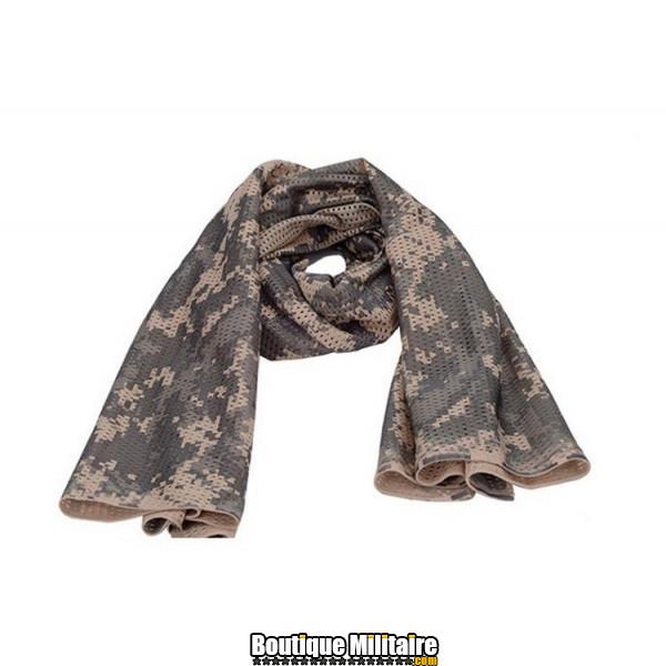 Écharpe militaire • 80x110cm CAMO ACU
