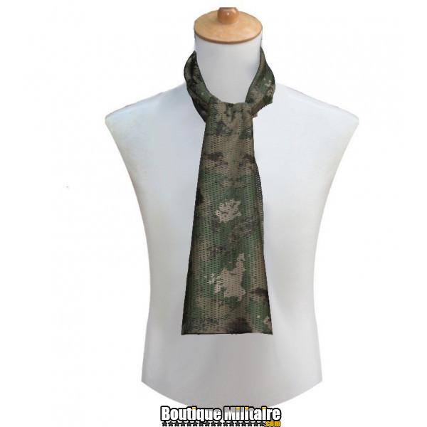Écharpe militaire • 80x110cm CAMO Vert Armée