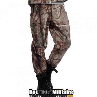 Pantalons Tactique Militaire Coupe-vent Imperméable • CAMO Arbre
