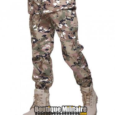 Pantalons Tactique Militaire Coupe-vent Imperméable • CAMO CP