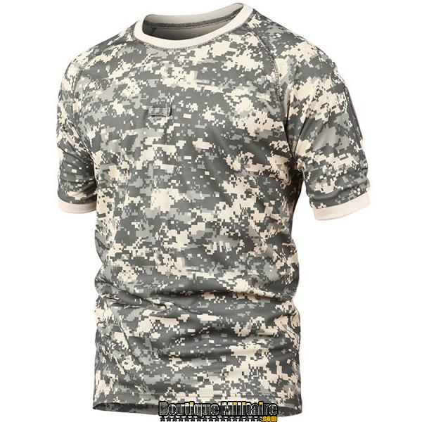 achat t shirt militaire camo acu 24 90 sur. Black Bedroom Furniture Sets. Home Design Ideas