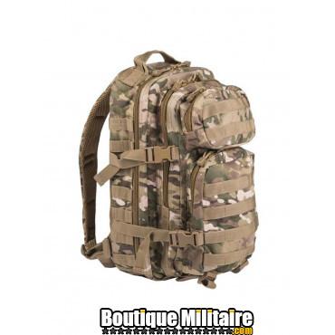 Sac à Dos Militaire Miltec • 30 Litres Multicam