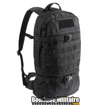 Sac à Dos Militaire TOE Sniper Extend • 30-40 Litres Unie Noir