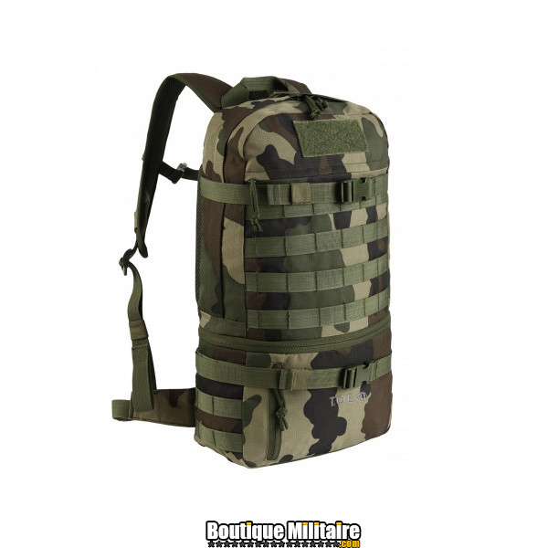 Sac à Dos Militaire TOE Sniper Extend • 30-40 Litres CAMO CE