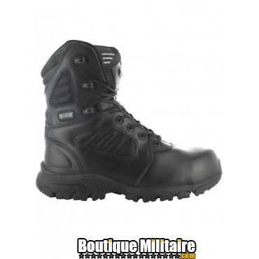 Chaussure de Sécurité Magnum Coquée Non Magnétique Noir • Certifié EN ISO 20345 : 2011 SB E FO SRA