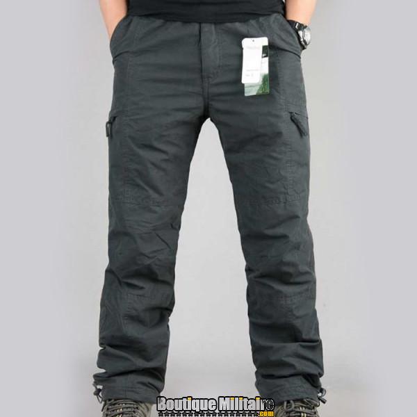 Pantalon Treillis Urbain • Unie Gris