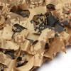 Filet De Camouflage Militaire • 4x2 Mètres • Camo Désert