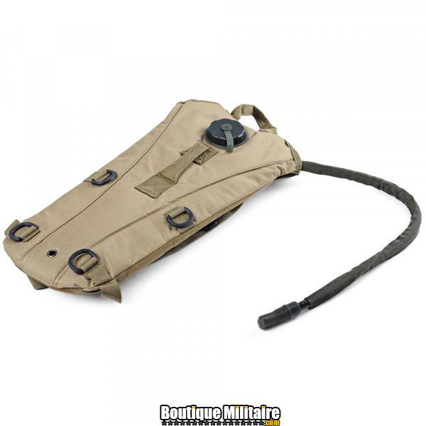 Sac à eau militaire • 3 Litres • 45x24x4 cm • Kaki