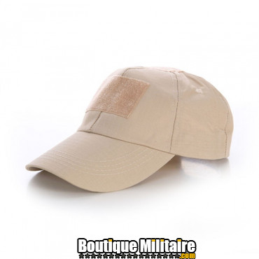 Casquette militaire • Kaki Uni