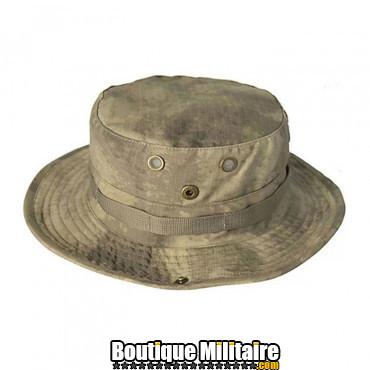 Chapeau militaire • Camo Forêt Sombre