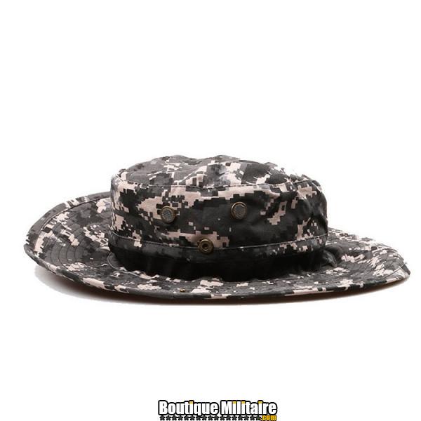 Chapeau militaire • Camo Urbain Digital