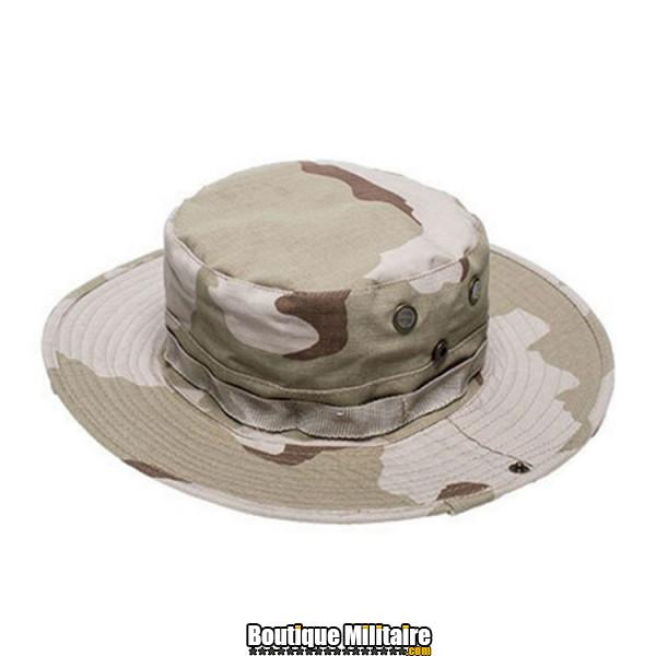 Chapeau militaire • Camo Désert