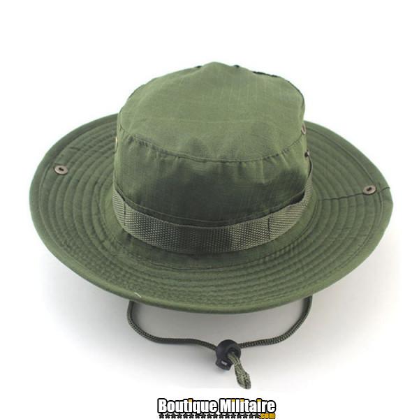 Chapeau militaire • Vert Militaire