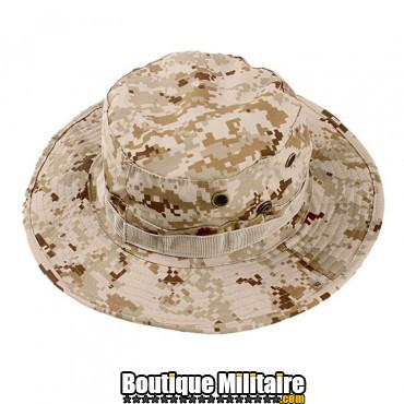 Chapeau militaire • Camo Désert Digital