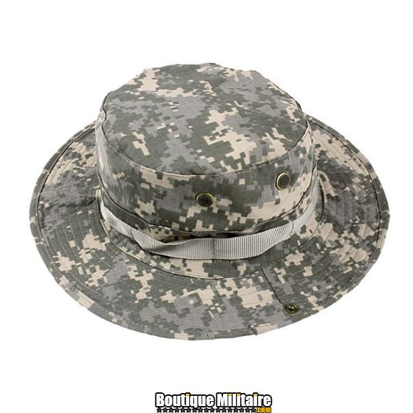 Chapeau militaire • Camo Acu