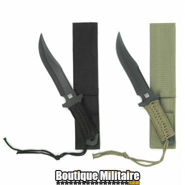 Couteau de combat Recon 10 pouces