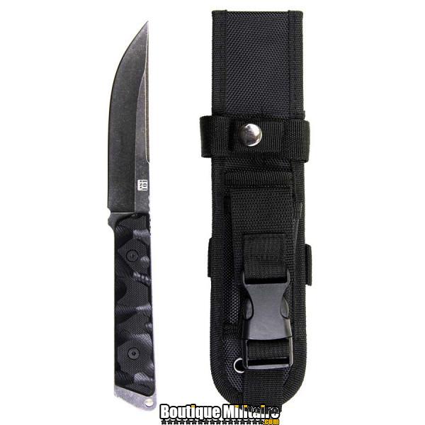 Couteau avec poignée G10 H5421