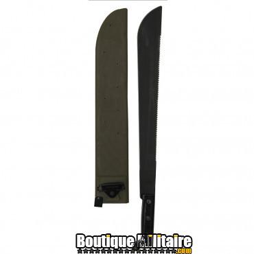 Machette scie avec housse