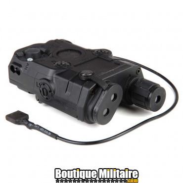 Boitier de batterie - Peq-15 laser vizier + viseur laser rouge