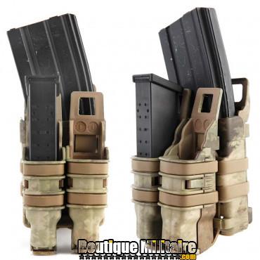 Pochette de chargeurs - Fast-Mag fusil+pistolet