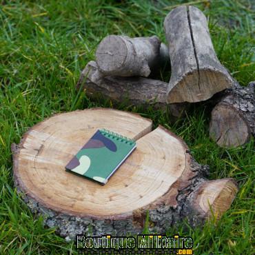 Carnet - woodland A7