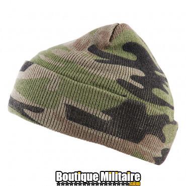 Bonnet camouflage fin