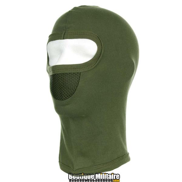 Cagoule 1 trou avec masque