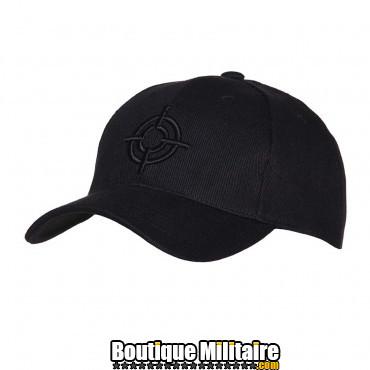 Casquette ba Fostex black logo