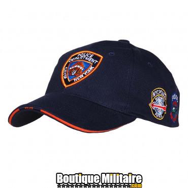 Casquette Baseball NYPD