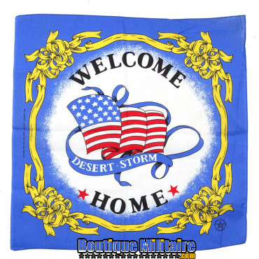 Bandana - welcome home