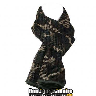 Echarpe camouflage