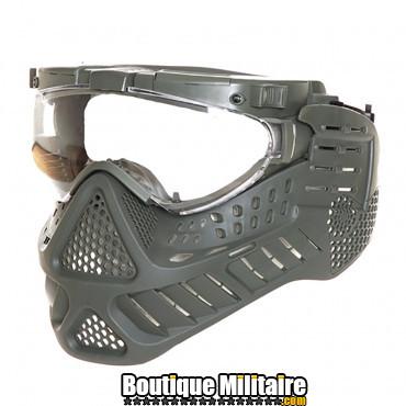 Masque avec LED