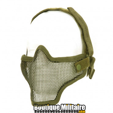 Masque d' Airsoft en metal