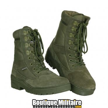 Chaussures de sniper