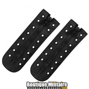 zip pour bottes 8-trous