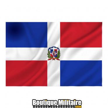 Drapeau - Republique Dominicaine