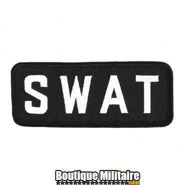 Patch swat avec velcro