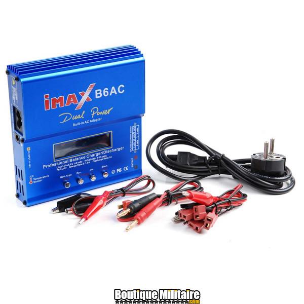 Chargeur de batterie - Imax B6AC