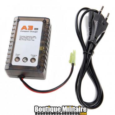 Chargeur de batterie - A3 NIHM