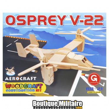 Maquette en bois - AR21-osprey