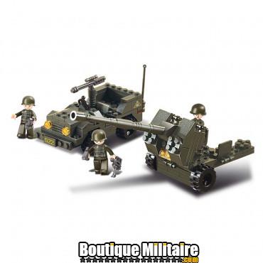 Sluban - Flack anti -aerienne . M38-B5900 ne convient pas pour des enfants de moins de six ans