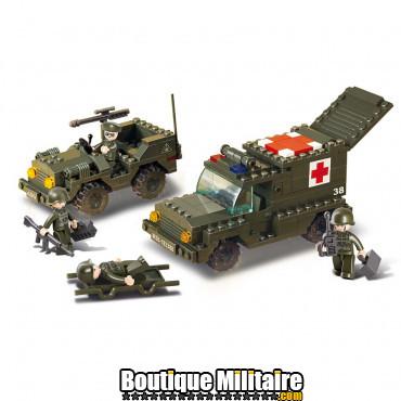 Sluban Ambulance militaire M38-B6000