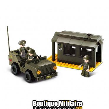 Sluban - Poste de garde . M38-B6100