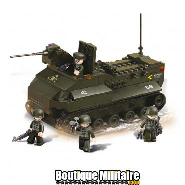 Sluban - véhicule armé . M38-B6300