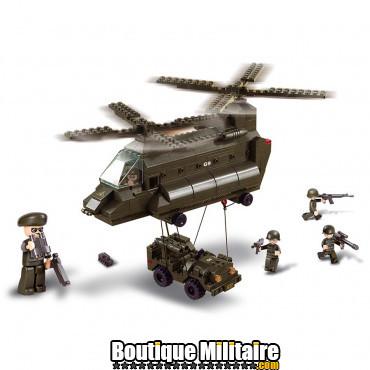 Sluban - Hélicopter de transport . M38-B6600