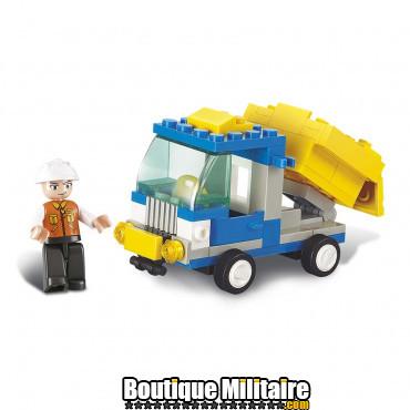 Sluban - Camion benne .M38-B0178