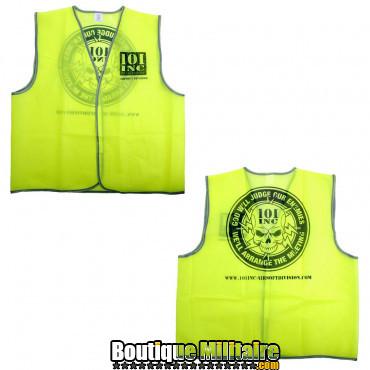 Gilet de sécurité réflechissant - 101 INC