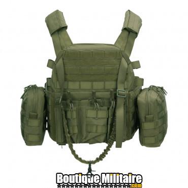Gilet tactique : Operator LQ14120