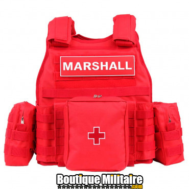 Gilet tactique : Marshall
